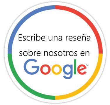 Deje una reseña en Google
